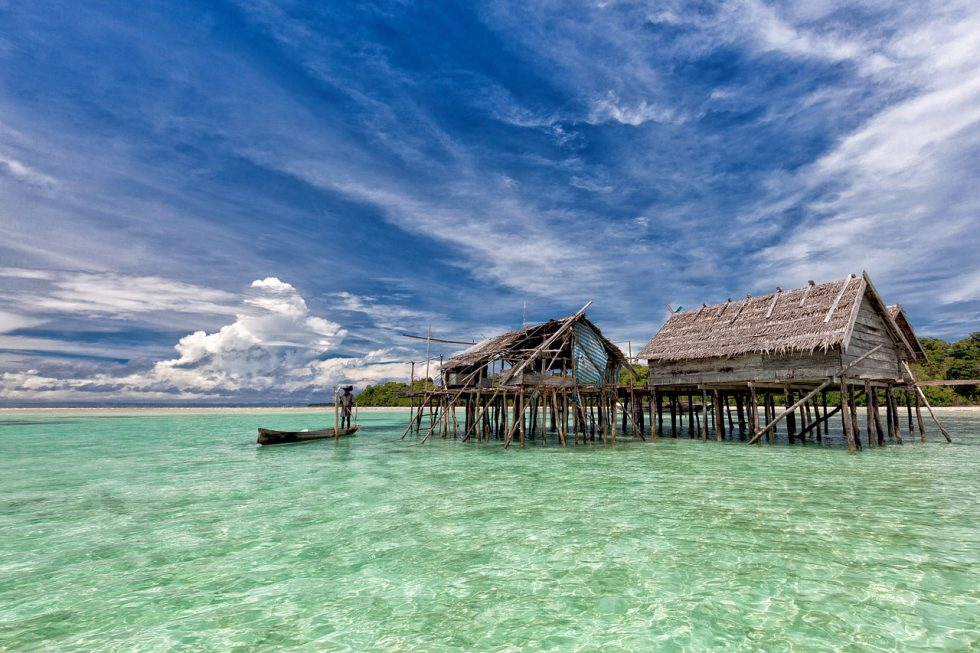 Travel location Indonesia